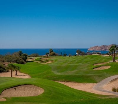 Golondrina Cabo Real Golf Course Hole #10
