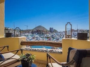 balcony of cabo rental